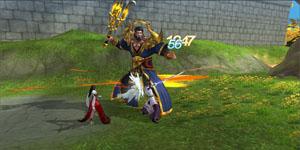 Hiên Viên Mobile là game nhập vai cày cuốc siêu đẹp siêu nhẹ