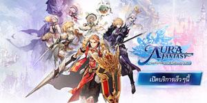 VNG mua game mới AURA Fantasy Mobile đậm chất J-RPG Nhật Bản