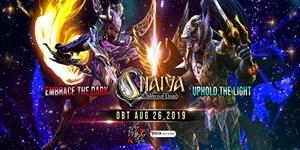 Hai phe Ánh Sáng và Phẫn Nộ trong Shaiya Online đã được định ngày khai chiến