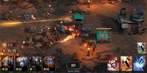 Cult of War – Game thả quân đánh trận lấy bối cảnh tương lai mới lạ