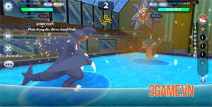 Poke Origin mang đến nội dung quen thuộc, chất chơi Pokemon nguyên bản
