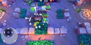 PvPets – Game bắn Tank mang phong cách Battle Royale độc đáo