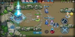 Force of Guardians – Game MOBA sở hữu đồ họa pixel độc đáo