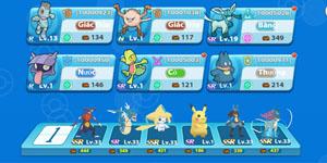 Game Poke Origin mang đến hơn 800 Pokemon cho fan tha hồ lựa chọn