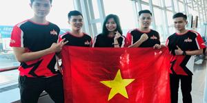 Hai đội tuyển Crossfire Legends đại diện cho Việt Nam đã có mặt tại Thượng Hải