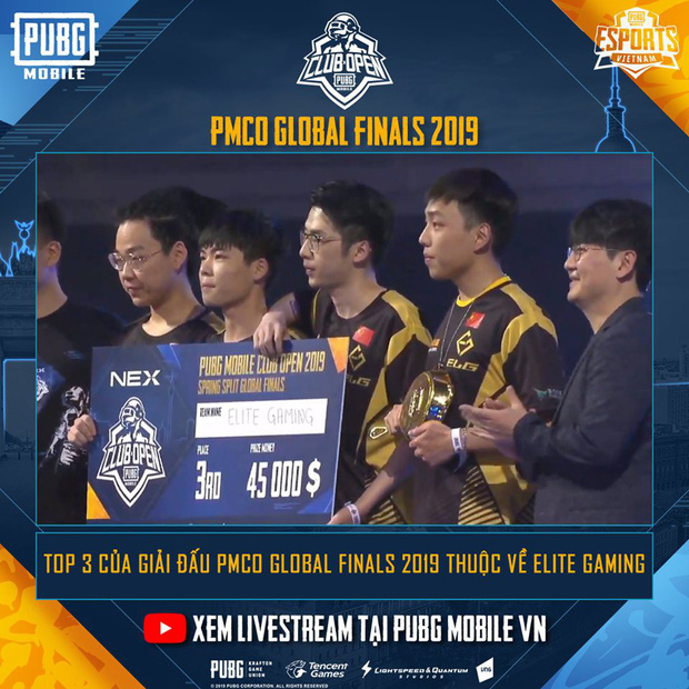 Trung Quốc ẵm trọn 3 vị trí đầu tại Chung kết thế giới PUBG Mobile ở Đức 3