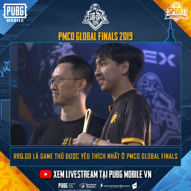 Trung Quốc ẵm trọn 3 vị trí đầu tại Chung kết thế giới PUBG Mobile ở Đức 4