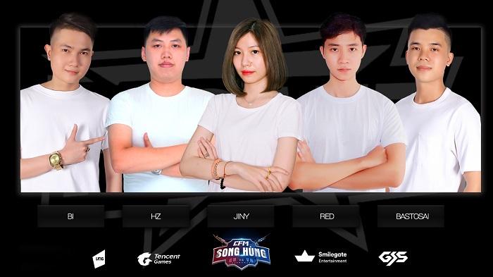 Xác nhận đội hình của hai đội tuyển Crossfire Legends Việt Nam tham gia giải đấu quốc tế 1