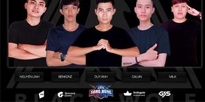 Xác nhận đội hình của hai đội tuyển Crossfire Legends Việt Nam tham gia giải đấu quốc tế