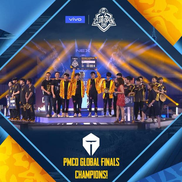Trung Quốc ẵm trọn 3 vị trí đầu tại Chung kết thế giới PUBG Mobile ở Đức 1