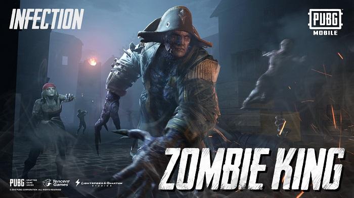 Chế độ Lây Nhiễm của PUBG Mobile là chế độ PVP cực kỳ khốc liệt cho tín đồ zombie 3