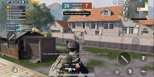 """Chế độ Deathmatch giúp người chơi PUBG Mobile """"đổi gió"""" khi đã chán chế độ sinh tồn thông thường"""