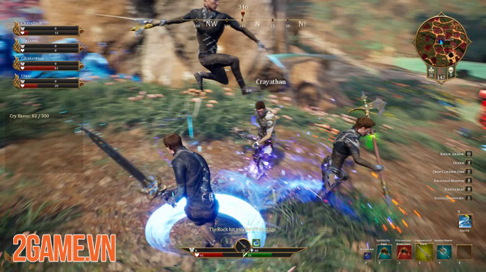 Ashes of Creation: Apocalypse - Phiên bản Battle Royale phát triển từ MMORPG Ashes of Creation 2