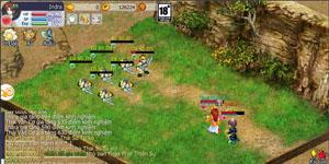 Cày game max khó nhưng nhiều người vẫn say mê khám phá TS Online Mobile