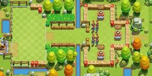 Rush Wars – Tựa game chiến thuật thả quân có nền đồ họa tươi sáng