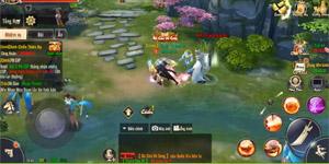Chơi thử Tiêu Dao Mobile: Thỏa sức phối Skill, giao tranh Quốc gia triền miên