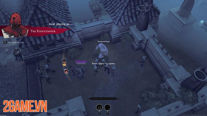 Darksburg - Game có nhiều nét giống Left 4 Dead và vay mượn nhiều yếu tố MOBA 0