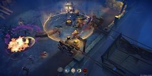 Darksburg – Game có nhiều nét giống Left 4 Dead và vay mượn nhiều yếu tố MOBA
