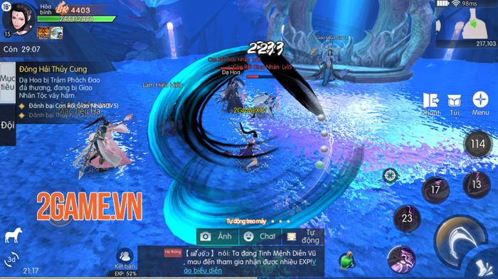 Eternal Love M - Game nhập vai ngôn tình siêu hấp dẫn hỗ trợ cả ngôn ngữ tiếng Việt 10