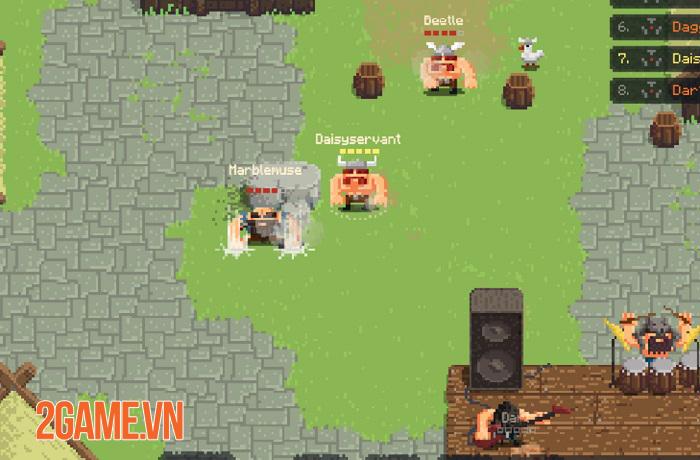 Vikings Village: Party Hard - Game loạn đấu sở hữu lối chơi đơn giản và vui vẻ 0