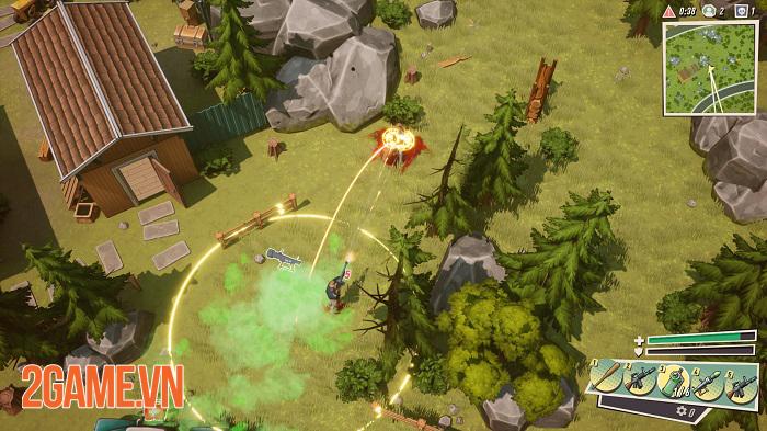 Watchers - Game sinh tồn dù bị tiêu diệt vẫn có thể gây ảnh hưởng cho người chơi khác 0