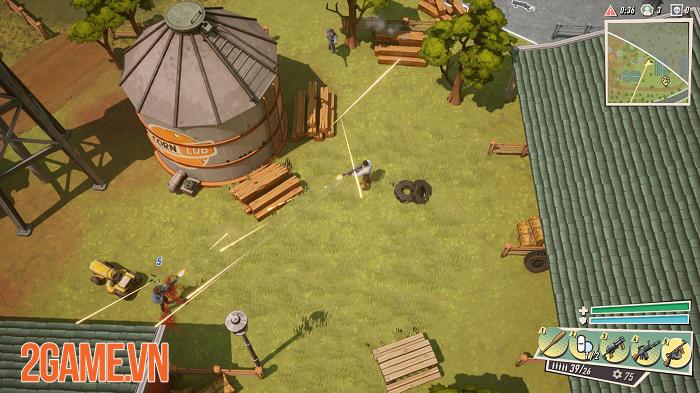 Watchers - Game sinh tồn dù bị tiêu diệt vẫn có thể gây ảnh hưởng cho người chơi khác 2