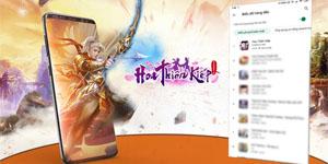 Hoa Thiên Kiếp Mobile đứng Top làng game Việt sau chưa đầy một tuần ra mắt