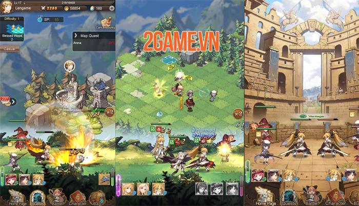 Top 8 game màn hình dọc mang lối chơi đầy phá cách 7