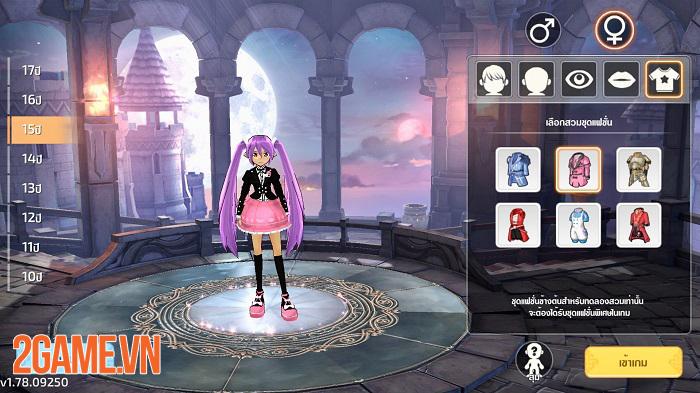 Mabinogi: Fantasy Life Mobile - Game nhập vai chuyển thể từ PC ra mắt bản tiếng Việt 0