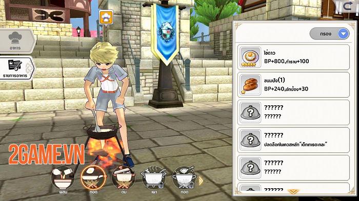 Mabinogi: Fantasy Life Mobile - Game nhập vai chuyển thể từ PC ra mắt bản tiếng Việt 4