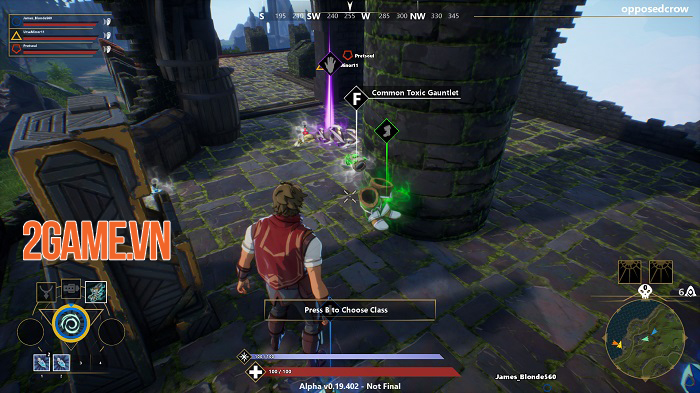 Spellbreak - Game Battle Royale cho phép sử dụng phép thuật để tạo combo 0