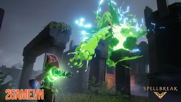 Spellbreak - Game Battle Royale cho phép sử dụng phép thuật để tạo combo 2