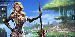 Epic Souls Mobile cho phép game thủ Việt được PVP với người chơi toàn cầu