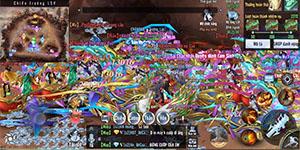 Không ngoài dự đoán Tinh Vân Kiếm Mobile chật cứng người chơi trong ngày ra mắt