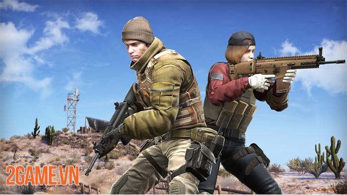 VTC Game đã mua được game MMOFPS 3D mới từ những người đã làm ra Đột Kích 7