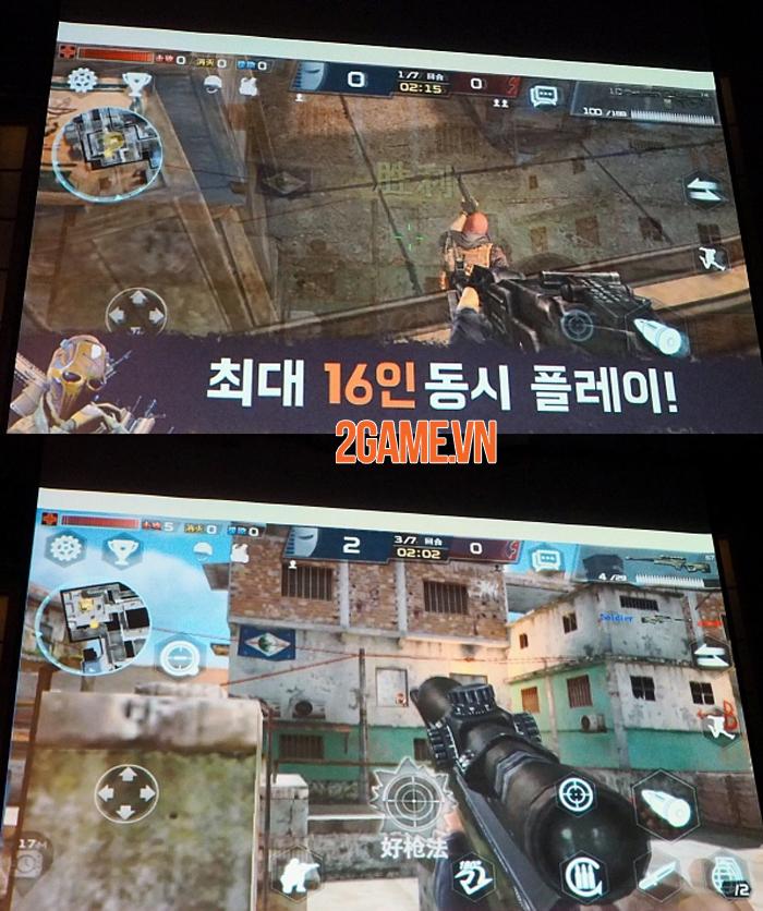 VTC Game đã mua được game MMOFPS 3D mới từ những người đã làm ra Đột Kích 4
