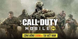 Đi tìm nguyên do Call of Duty Mobile cấm game thủ Việt
