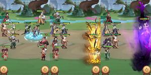 Ode To Heroes sở hữu lối chơi thú vị, đồ hoạ đậm tính nghệ thuật