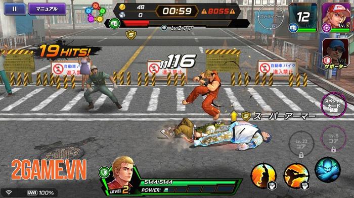 The King Of Fighters All Star xác nhận thời gian ra mắt phiên bản quốc tế 2