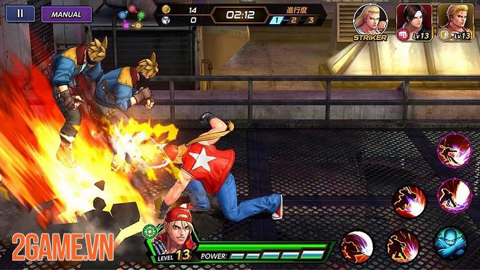 The King Of Fighters All Star xác nhận thời gian ra mắt phiên bản quốc tế 3