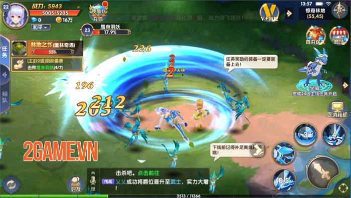 13 game online mới vừa cập bến Việt Nam trong tháng 10 6