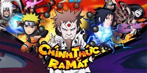 Tặng 333 giftcode game Naruto Hỏa Chí H5
