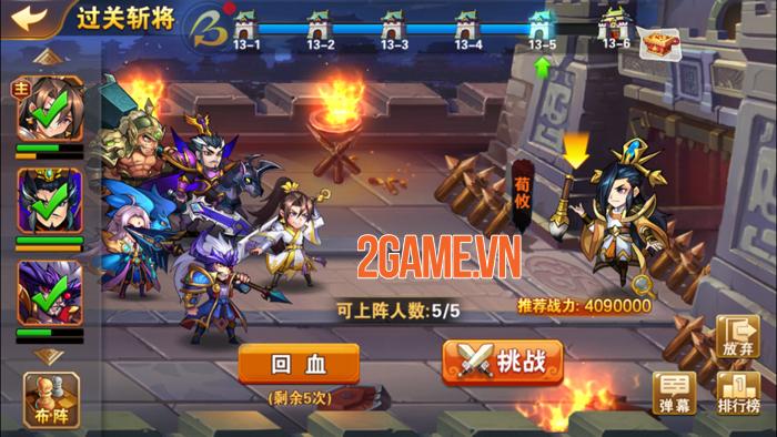 13 game online mới vừa cập bến Việt Nam trong tháng 10 3