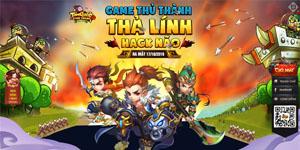 Tam Quốc Thủ Thành H5 – Game thủ thành thả lính xoắn não về Việt Nam