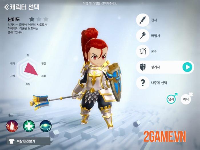 Moonlight Sculptor - Game nhập vai hành động thế giới mở chất lượng từ Hàn Quốc 0