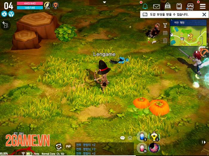 Moonlight Sculptor - Game nhập vai hành động thế giới mở chất lượng từ Hàn Quốc 4