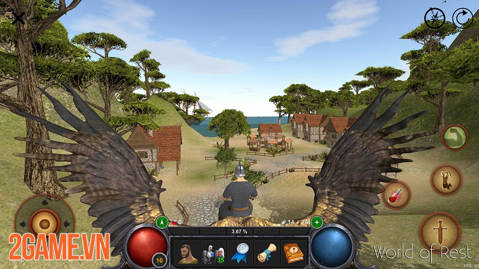 Top 11 game nhập vai mang bối cảnh Fantasy vô cùng ấn tượng 6
