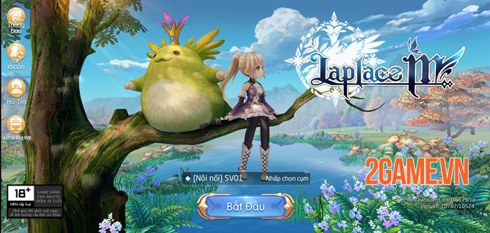 Game đỉnh Laplace M - Vùng Đất Gió ra mắt bản thử nghiệm 2