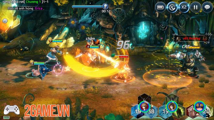 Ceres M chính là game mobile nhập vai chiến thuật xuất sắc nhất năm 2019 0