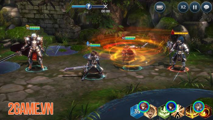 Ceres M chính là game mobile nhập vai chiến thuật xuất sắc nhất năm 2019 3